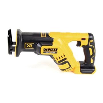 DeWalt DCS367 säbelsäge mit akku